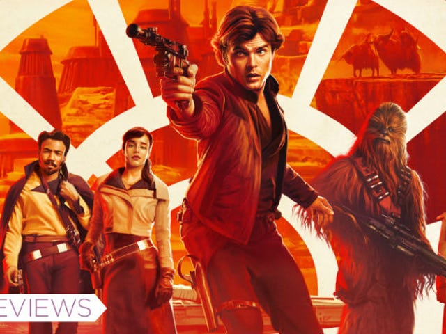 Solo Is a Damn Fine Star Wars Story