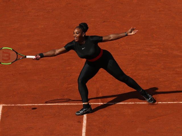 Gjorde Serena Williamss franske åpne kattunge det franske tennisforbundet presidenten for kåt?