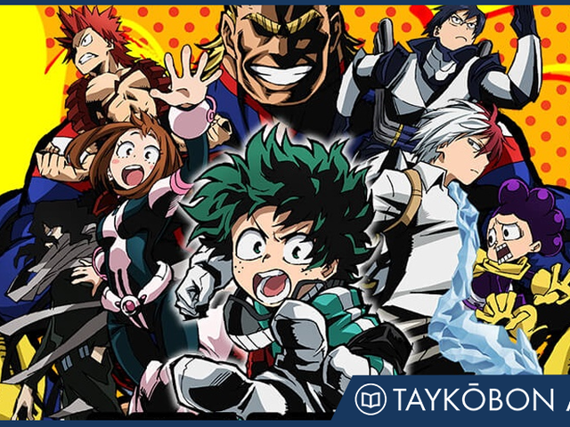 My Hero Academia - Anime Series Blog [6 / 13]