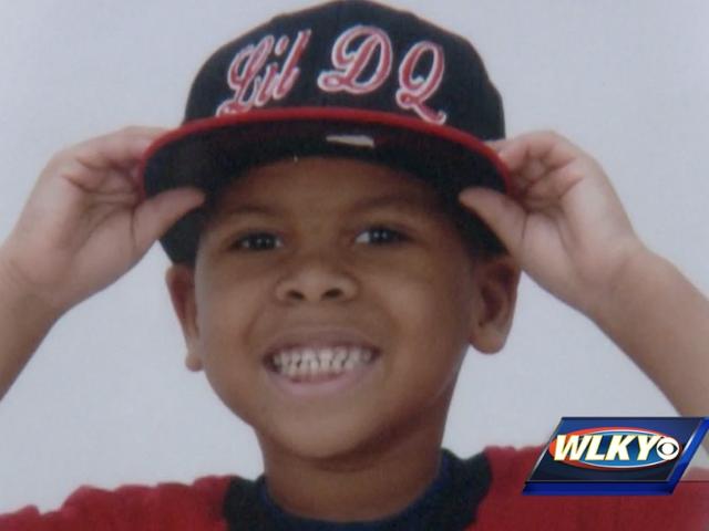 Boy 7 Tahun Ky terbunuh oleh peluru liar saat makan kue di meja dapur