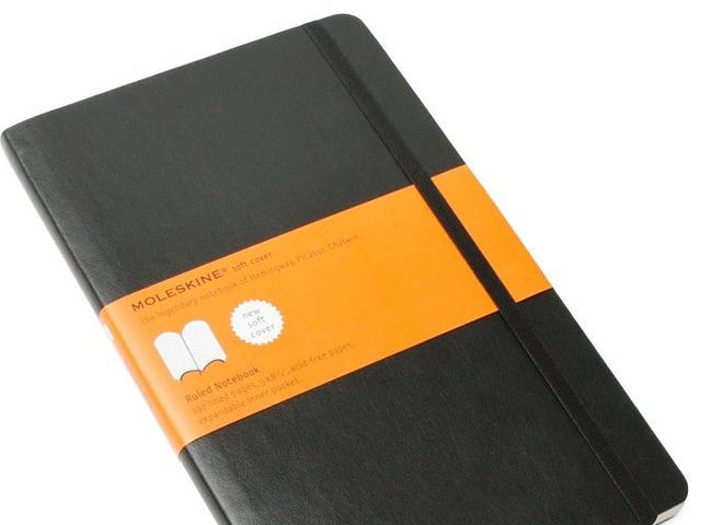 Moleskine's Productivity App Makes Organizing Easy and Fun