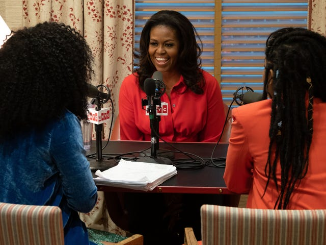 A First Lady and a Final Farewell: The 2 Dope Queens Podcast Ends With Michelle Obama