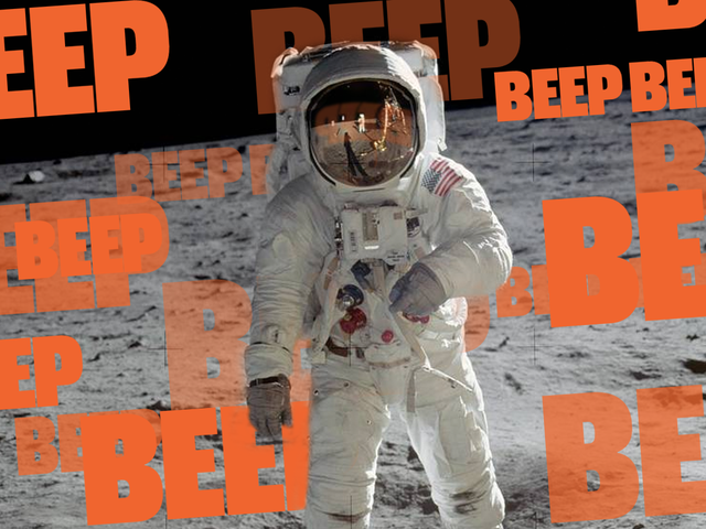 There's An Actual Name And Reason For Those Beeps You Hear In Recordings Of Astronauts In Space