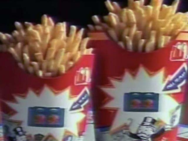 Watch a trailer for HBO's 6-part docuseries about the bizarre case of McDonald's Monopoly fraud