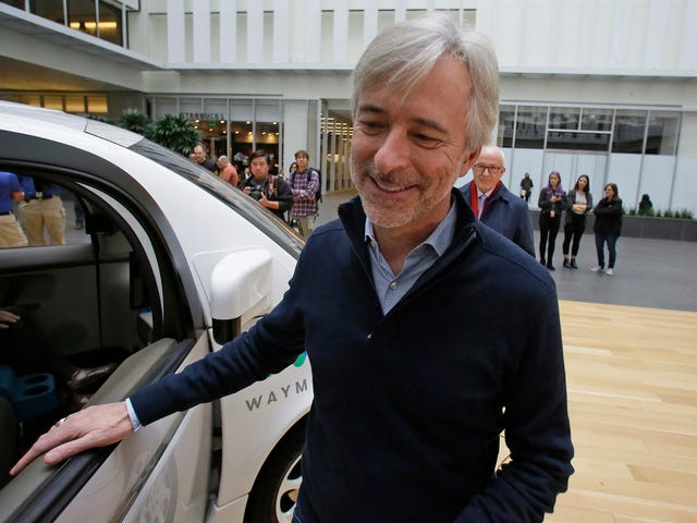 Self-Driving Cars Are Super Duper Safe, Self-Driving Car Companies Say