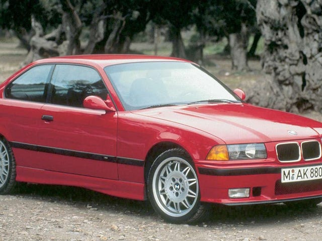 If You Want A Nice, Three-Owner 1995 BMW M3, You Can Get One For Only $58,585.85