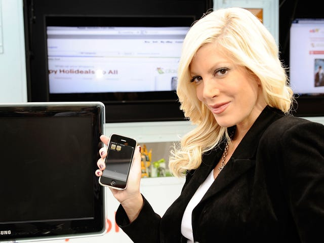Everyone Has Received the Call to Star on the Real Housewives of Beverly Hills Except Tori Spelling
