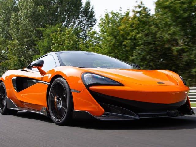 McLaren Telefon
