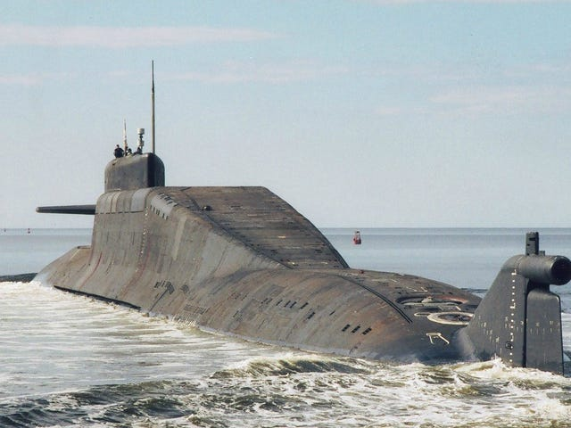 Russia Is Going Fishing for a Lost Nuclear-Powered Missile