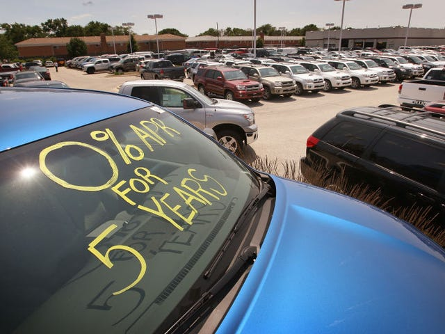 Czy nadal można uzyskać tanią pożyczkę samochodową?