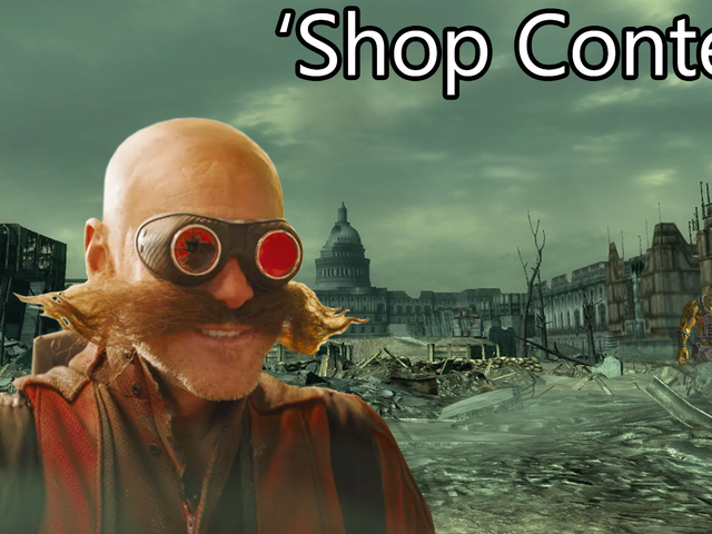 'Shop Contest: Everything's Coming Up Robotnik