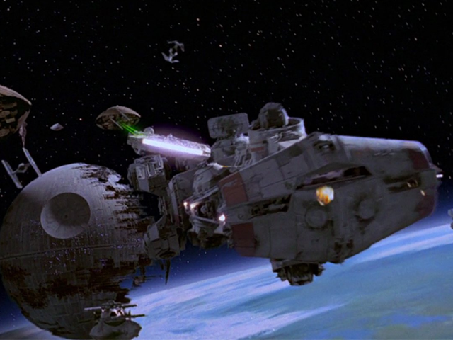 The Star WarsShip Almost Everyone Forgets About