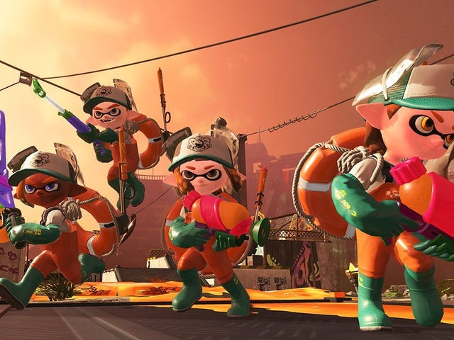Download Splatoon 2 For $12 Off, And Kiss Your Free Time Goodbye