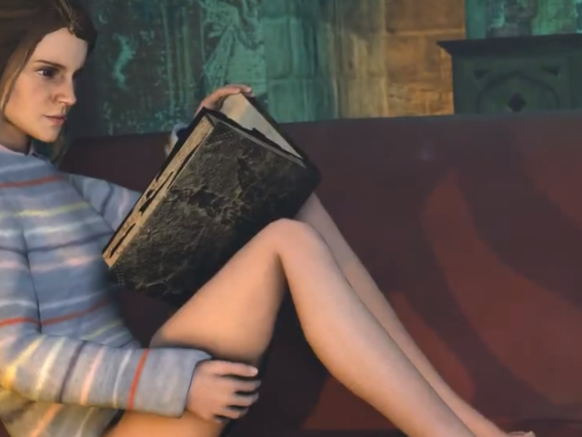 Animoitu videopeli Pornosta voisi olla paljon seksikkäämpi ja vähemmän brutto