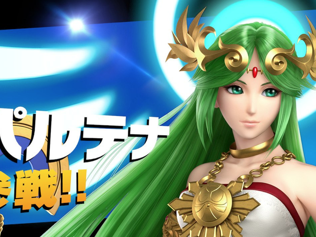 Japanese <i>Smash Bros.</i> Players Show Palutena Doesn't Get Underwear Privacy