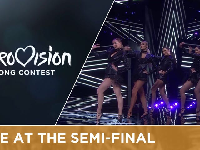 Eurovision time!