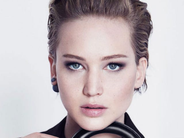 Jennifer Lawrence Is All Parisian Business Casual in New Dior Ads