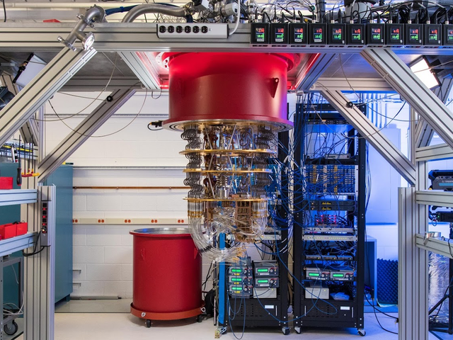 Google Mengesahkan Mencapai Kecemerlangan Kuantum