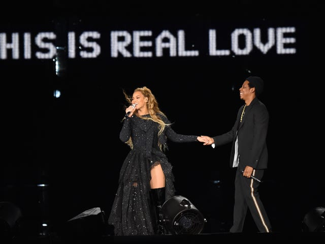 Beyoncé and JAY-Z just dropped a new joint album, Everything Is Love