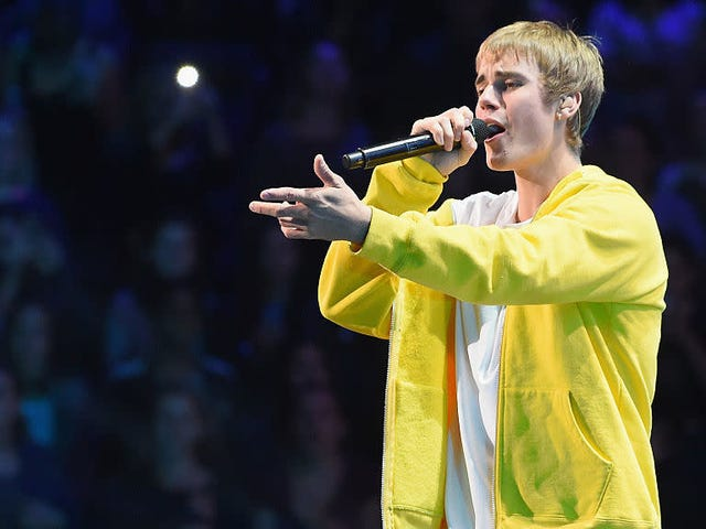Lawsuit Over Justin Bieber's 'Sorry' Is Dismissed