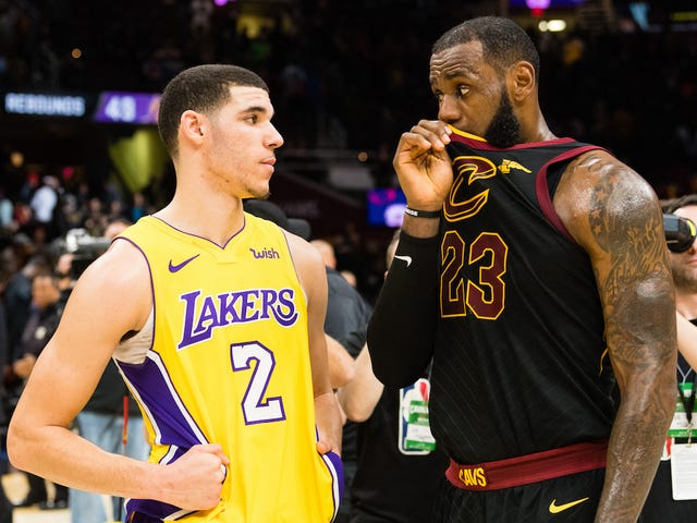 LeBronWatch Is Over, Because LeBron James Has Signed With The Lakers