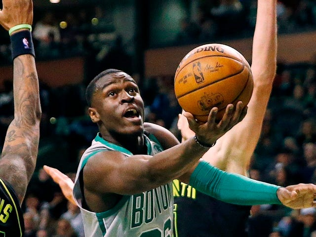 Prosecutors: Jabari Bird Repeatedly Choked Girlfriend Unconscious Over Four Hours