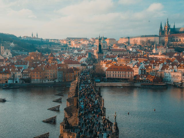 Experience Four Central European Cities With This Air, Train, and Hotel-Inclusive Vacation Deal