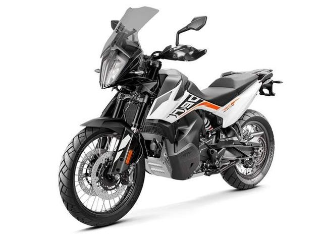 Fuck me the KTM 790 ADV is UGLY