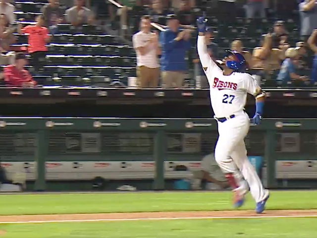 Vlad Guerrero Jr. Is Healthy And Back To Mashing Taters In The Minors