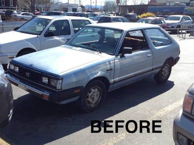 Su opción de SUV más barata entonces y ahora.  Quiero decir más lento.