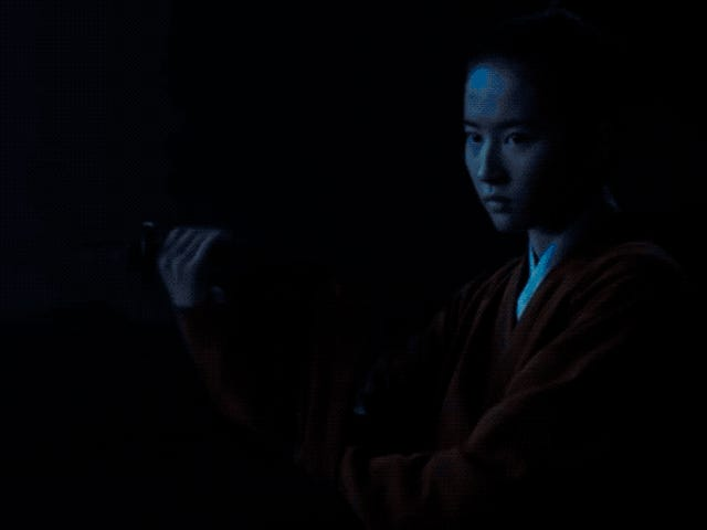 Mulan Is No Man in Her Movie's New Powerful Trailer