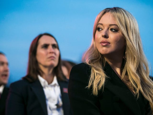 Tiffany Trump................Welcome to the Resistance