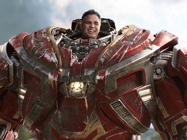 Mark Ruffalo no supo si Hulk moría o no en Avengers: Infinity War hasta que fue a verla al cine
