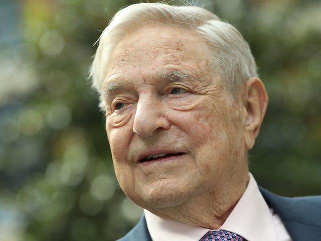 George Soros fait l'éloge de l'action du président Trump contre Huawei qui confondra définitivement MAGAholes