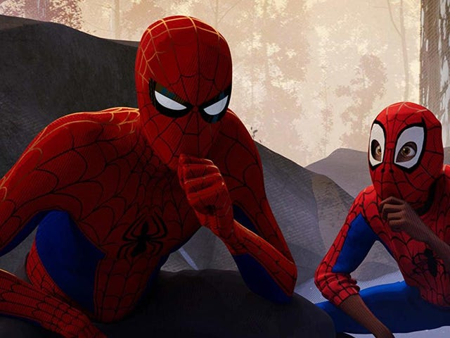 How Spider-Man's Origin Story Became an Integral, Yet Unexpected, Part of Into the Spider-Verse