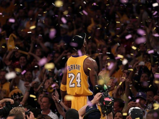 Kobe Bryantin myytistä, elämästä ja kuolemasta käsiteltyjen sotkuisten tuntemustesi käsittelyssä