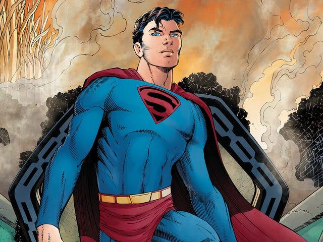 Frank Miller and John Romita Jr. reunite in this Superman: Year One exclusive