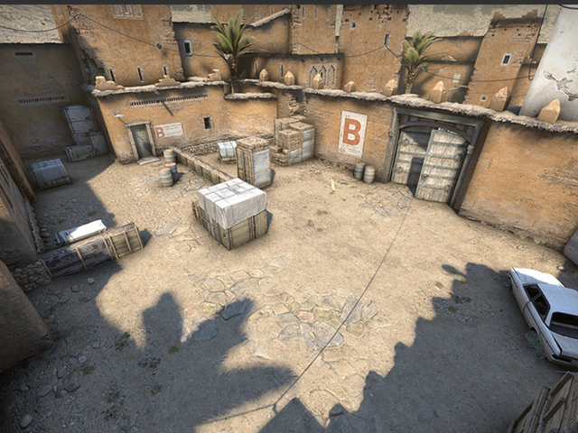 Pandangan yang Lebih Dekat Di Debu 2 Revamp Untuk <i>Counter-Strike: Global Offensive</i>