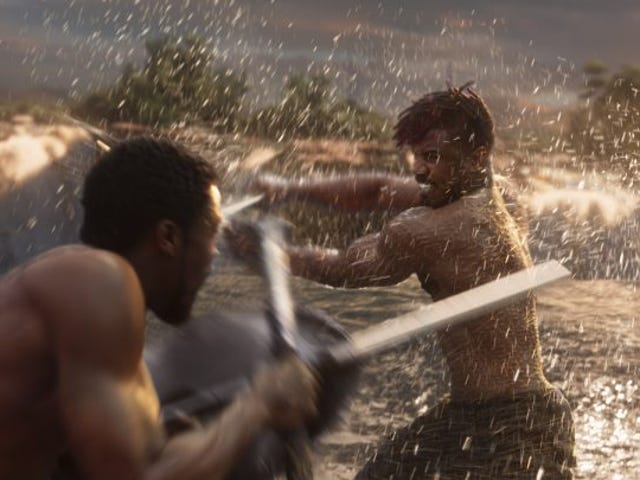 The Way of the WakandanWarrior and the Real Martial Arts of Africa