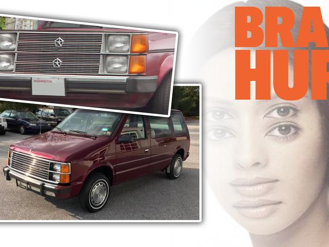 Η υλοποίησή μου σχετικά με τη δεκαετία του 1980 Το Plymouth Voyager Styling θα έχει έναν επαναστατικό αντίκτυπο στην έρευνα εγκεφάλου-όρασης Πιθανώς