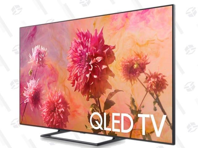 Massdrop's Running Some Massive Deals On Huge and High-End TVs