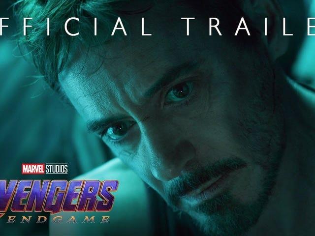 Avengers: End Game - Segundo Trailer
