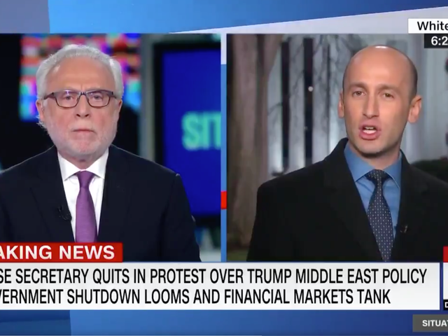Stephen Miller Is Normal Bald Again