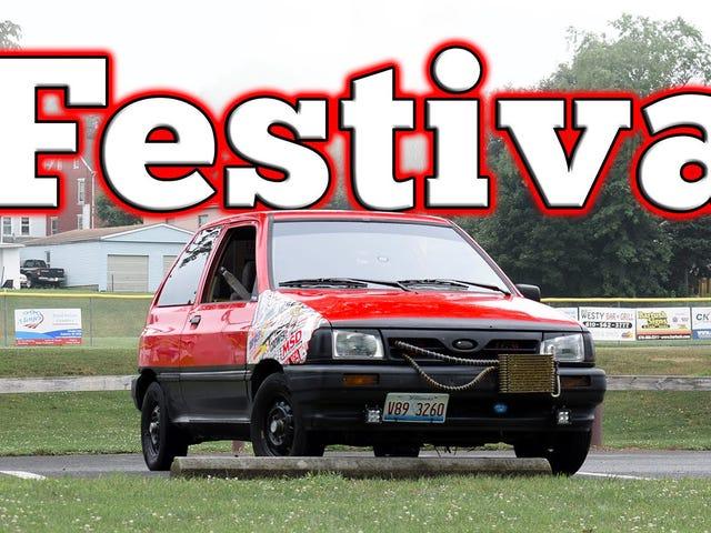 Το φεστιβάλ πριν από το Fiesta