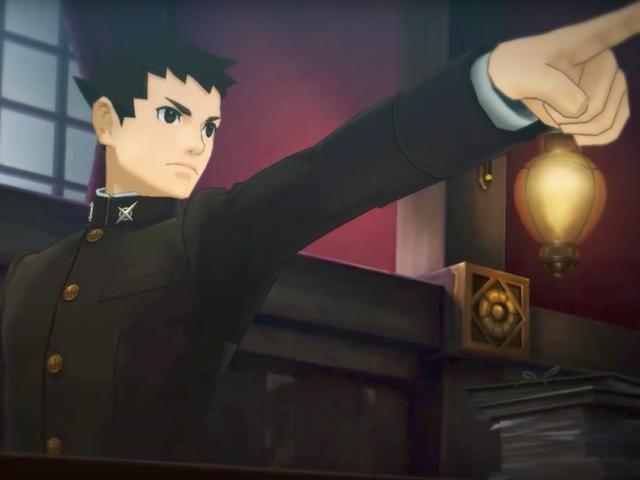 Os fãs gastam 8 meses Legendagem <i>Ace Attorney</i> Game, Capcom bate-los [UPDATE]
