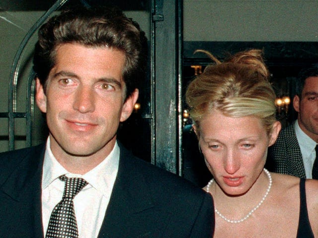 In a TLC Doc About JFK Jr.'s Wedding, Someone Will FINALLY Focus on the Kennedys