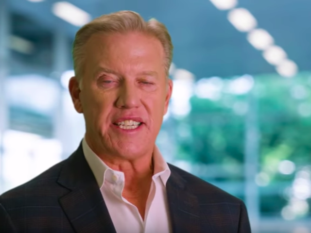 What Is John Elway Talking About In This Inane Political Ad?