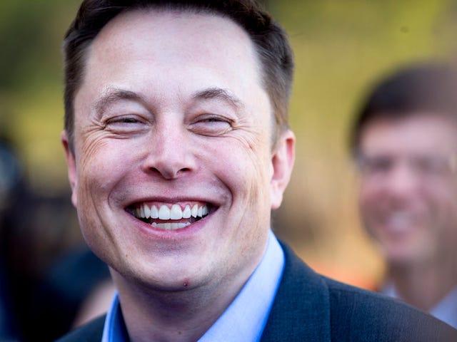 Elon Musk: Die For Me
