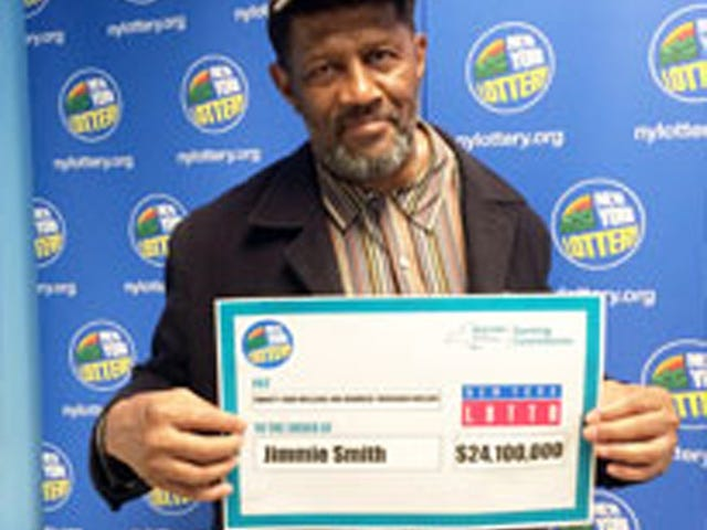 NJ Man Finds Lottery Ticket Worth $24,000,000 in Pocket of Old Shirt
