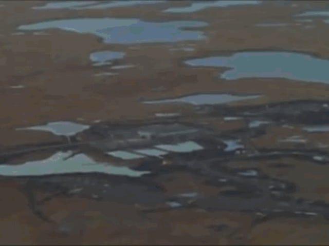 Así fue la mayor explosión nuclear subterránea de la historia: la bomba que levantó una isla de Alaska 7 metros